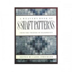 BWW1052      A WEAVER'S BOOK OF 8-SHAFT PATTERNS