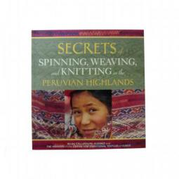 BWS0781 SECRETS OF SPINNING,WEAVING AND KNITTING・・