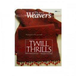 BWB0045 THE BEST OF WEAVER'S TWILL THRILLS